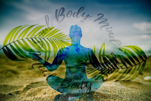 Körper Geist Seele Einheit