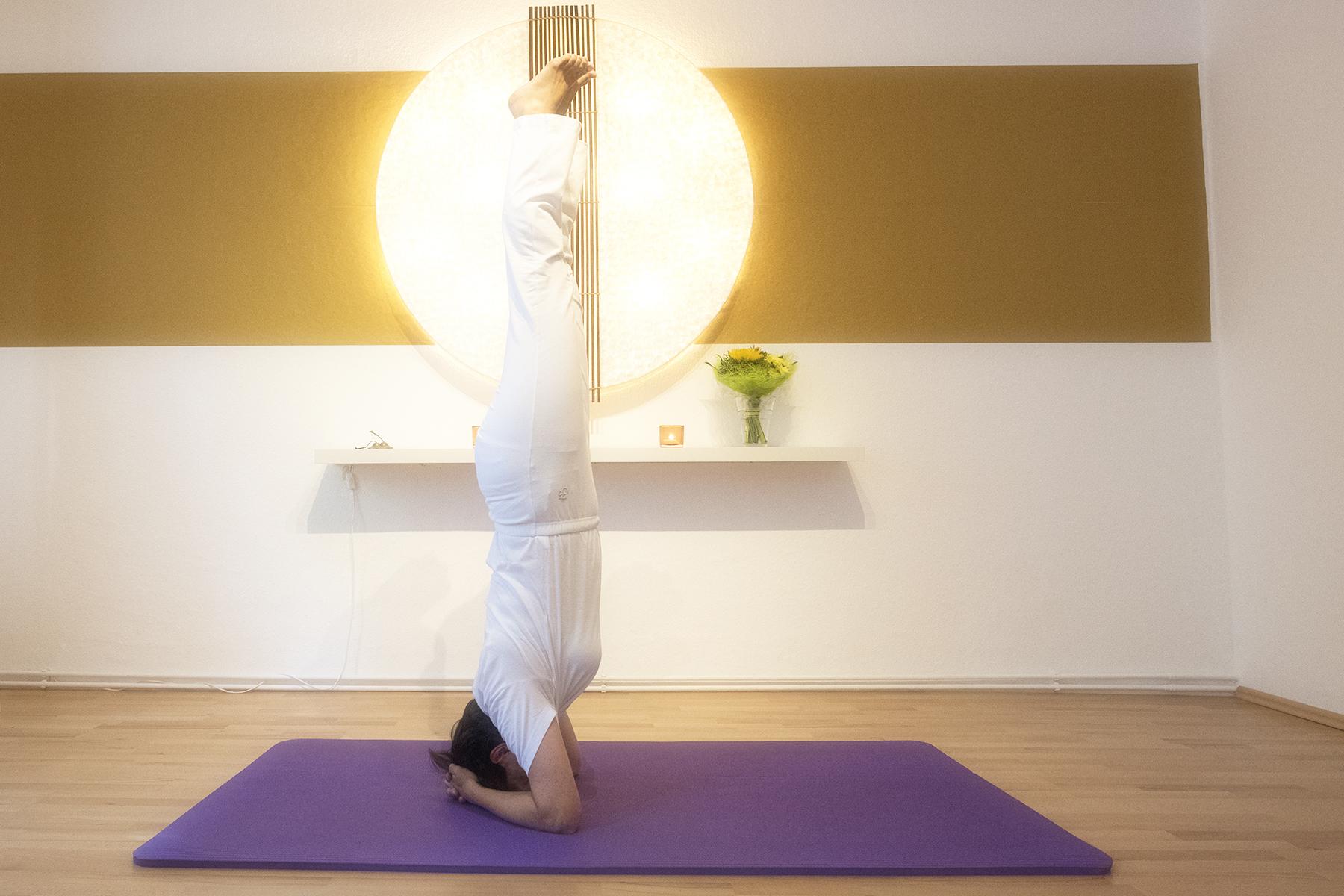 Yoga für die Fettverbrennung