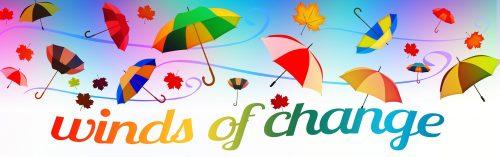 Veränderung, Wind of change