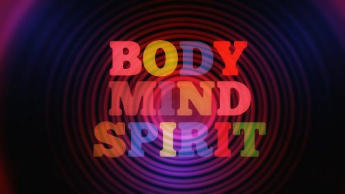 Körper Geist Seele Einklang
