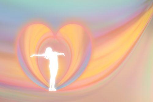 Immunsystem stärken Herz Freude Kraft